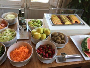 Buffet fruits de saison-Marie Duval sophrologue