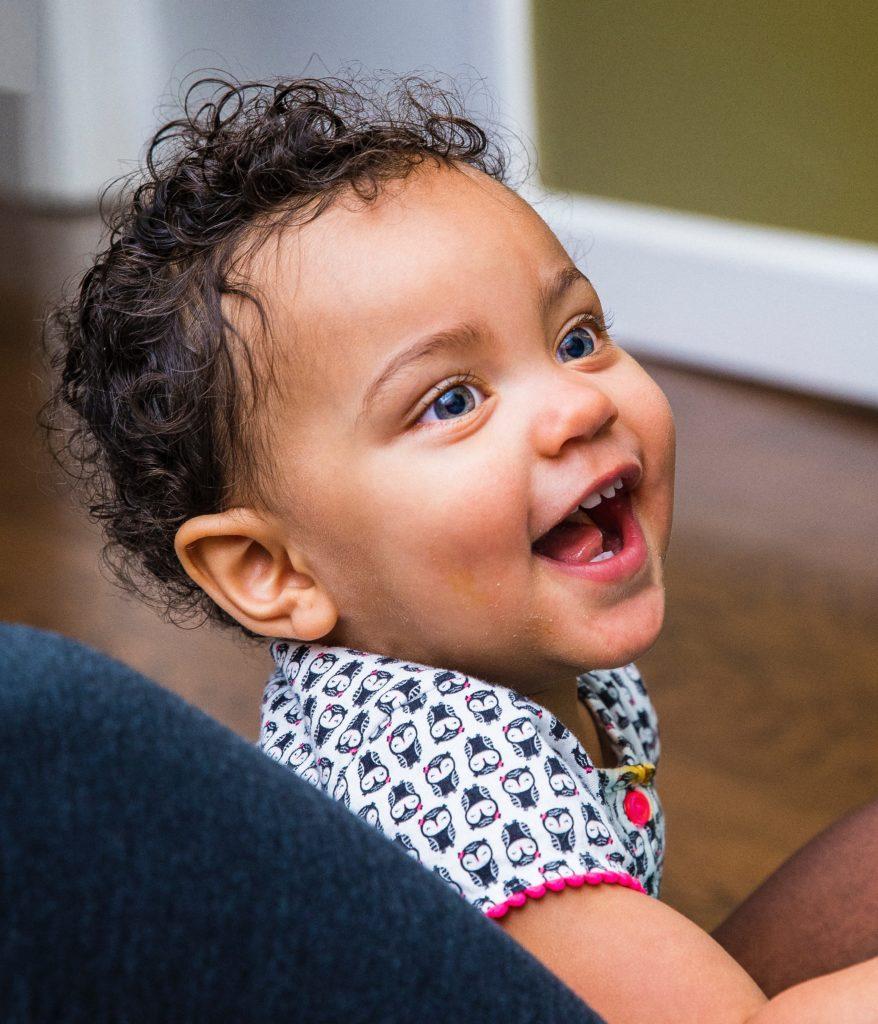 Sourire d'enfant -Marie Duval sophrologie