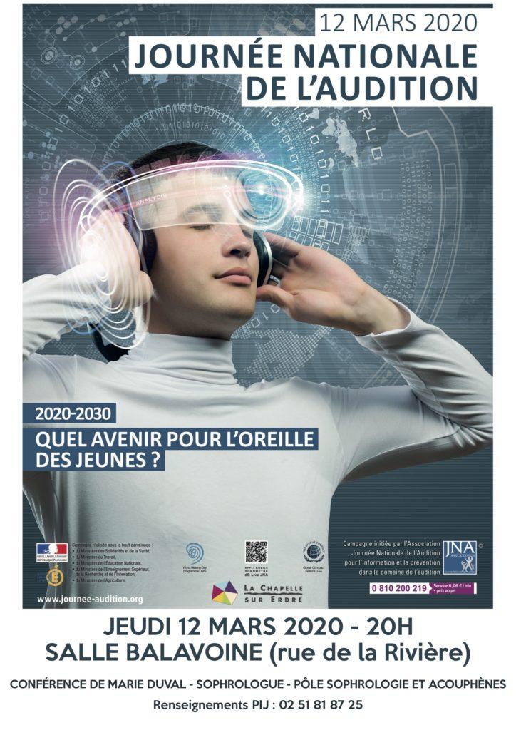 Quel avenir pour les oreilles des jeunes- Marie Duval sophrologie